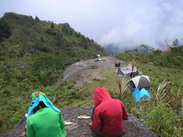 Gunung Sesean 2100 mdpl