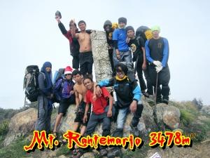 Seven Summits Latimojong, (312)