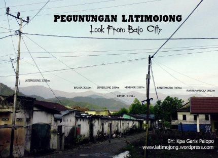 Pegunungan Latimojong