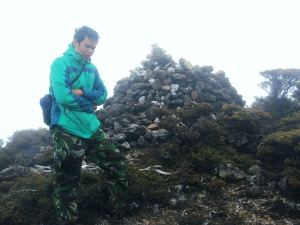 Puncak Gunung Latimojong Tomoupa 3305 mdpl