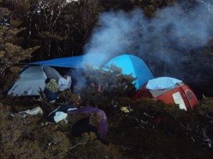 Pasa Bombo Camp