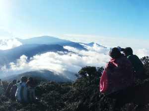 Sisi Utara Pegunungan Latimojong