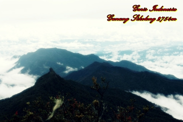 Garis Indonesia, Puncak Sikolong Latimojong